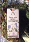 Looduslik värskendav deodorant